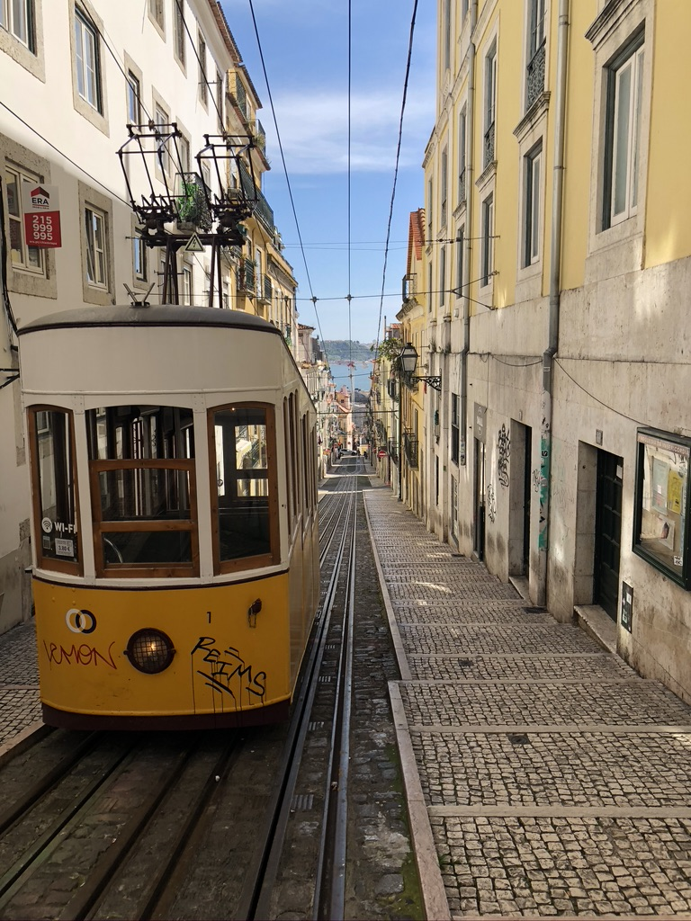 To wit: love letter to Lisbon